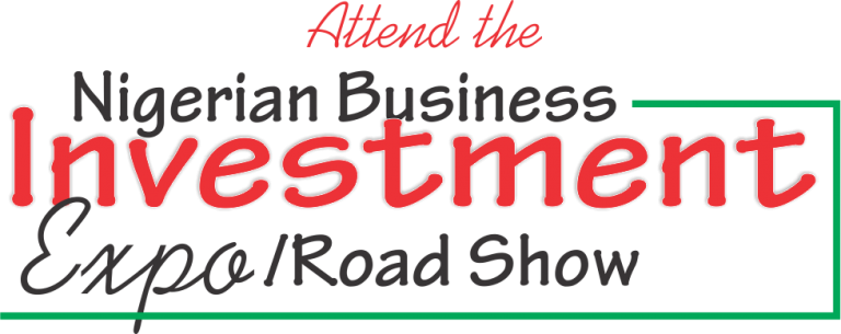 Nigerian Business Investment Expo/Road Show