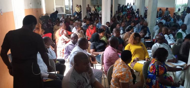 GOGETIT STORMS PORTHARCOURT, TRAINS OVER 300 ENTREPRENEURS.